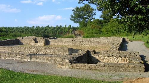Vous visionnez les images de l'article : Villa de Lauffen