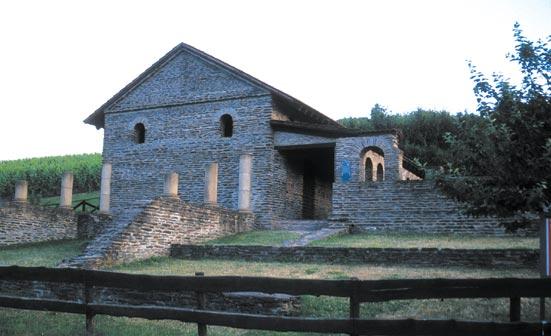 Vous visionnez les images de l'article : Villa de Longuich