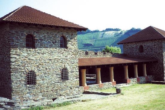 Vous visionnez les images de l'article : Villa de Mehring