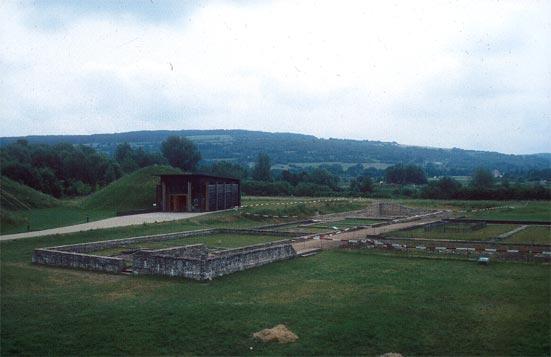 Vous visionnez les images de l'article : Villa de Reinheim