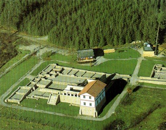 Vous visionnez les images de l'article : Villa de Stein-Hechingen