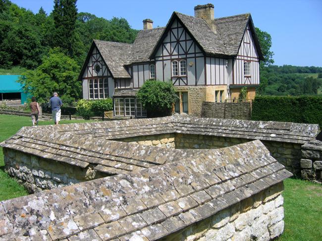 Vous visionnez les images de l'article : villa de Chedworth