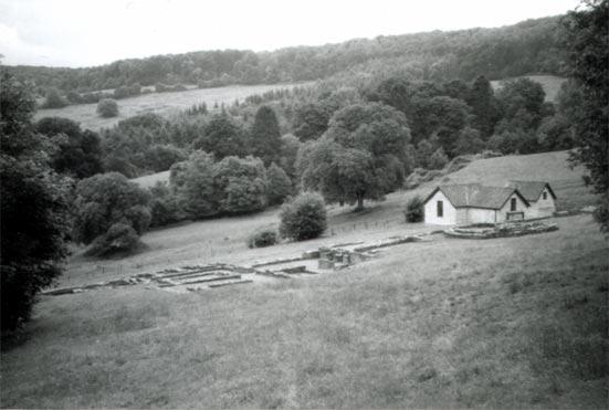 Vous visionnez les images de l'article : Villa de Witcombe