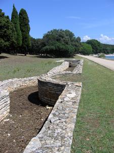 Vous visionnez les images de l'article : Villa de Brijuni
