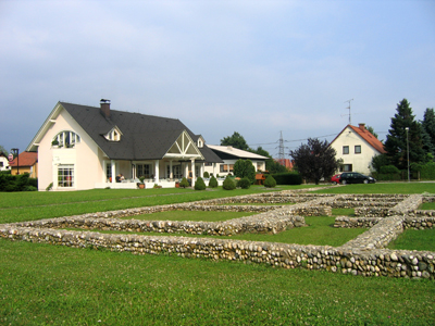 Vous visionnez les images de l'article : Villa de Radvanje