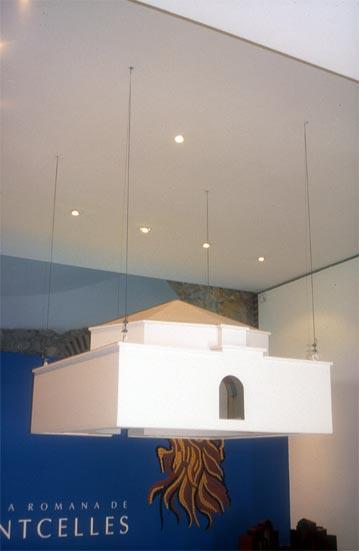 Vous visionnez les images de l'article : Villa de Centcelles