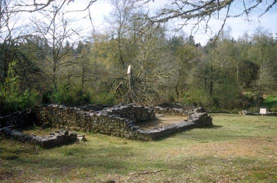 Vous visionnez les images de l'article : Villa de Gioux