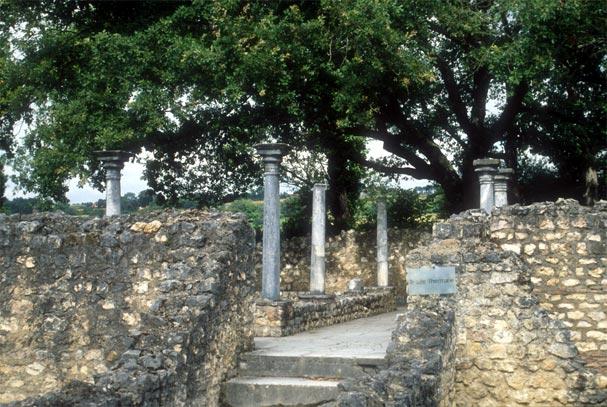 Vous visionnez les images de l'article : Villa de Montmaurin