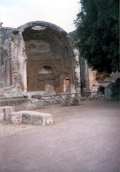 Vous visionnez les images de l'article : Villa d'Hadrien