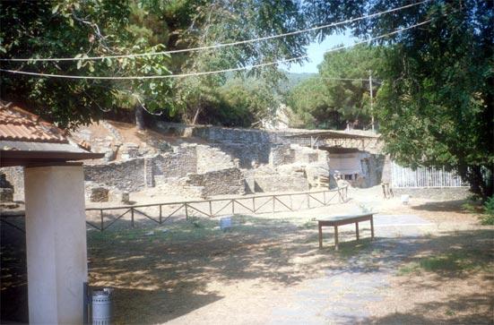 Vous visionnez les images de l'article : Villa de Bocca di Magra - Almeglia