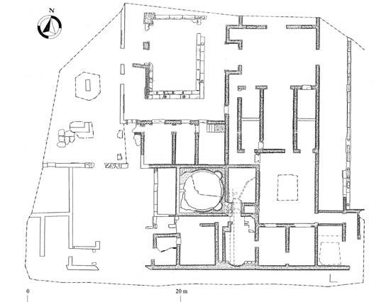 Vous visionnez les images de l'article : Villa de Cottanello