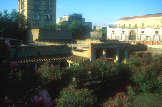 Vous visionnez les images de l'article : Villa de Poppée - Oplontis