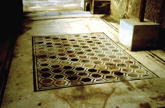 Vous visionnez les images de l'article : Villa des Papyrus