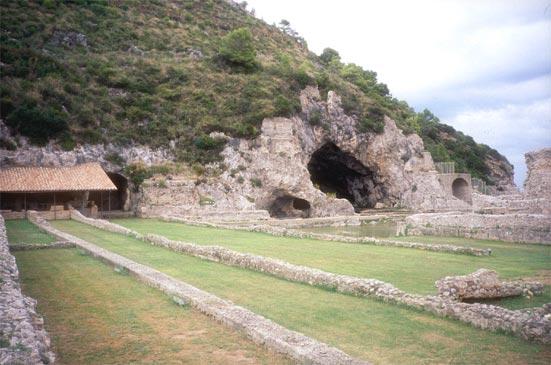 Vous visionnez les images de l'article : Villa de Sperlonga