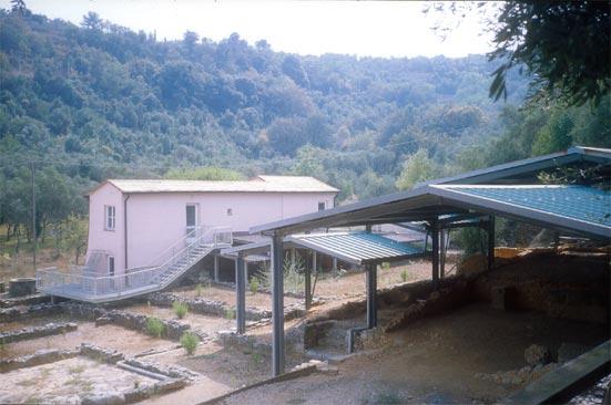 Vous visionnez les images de l'article : Villa de Le Gracie - Varignano