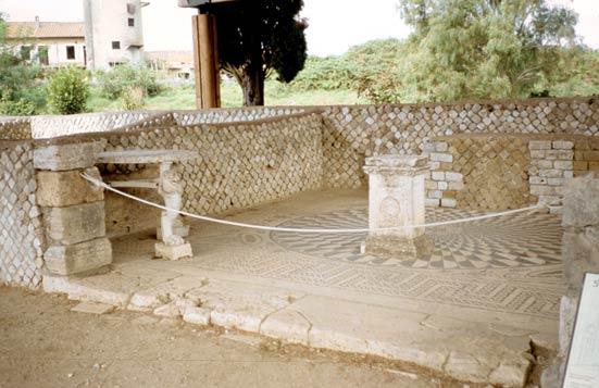 Vous visionnez les images de l'article : Villa des Volusi