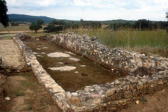 Vous visionnez les images de l'article : Villa de Tourega