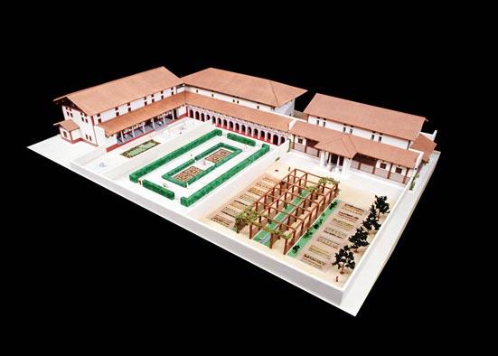 Vous visionnez les images de l'article : Villa de Vallon